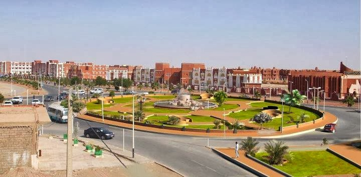 ROND POINT ADRAR