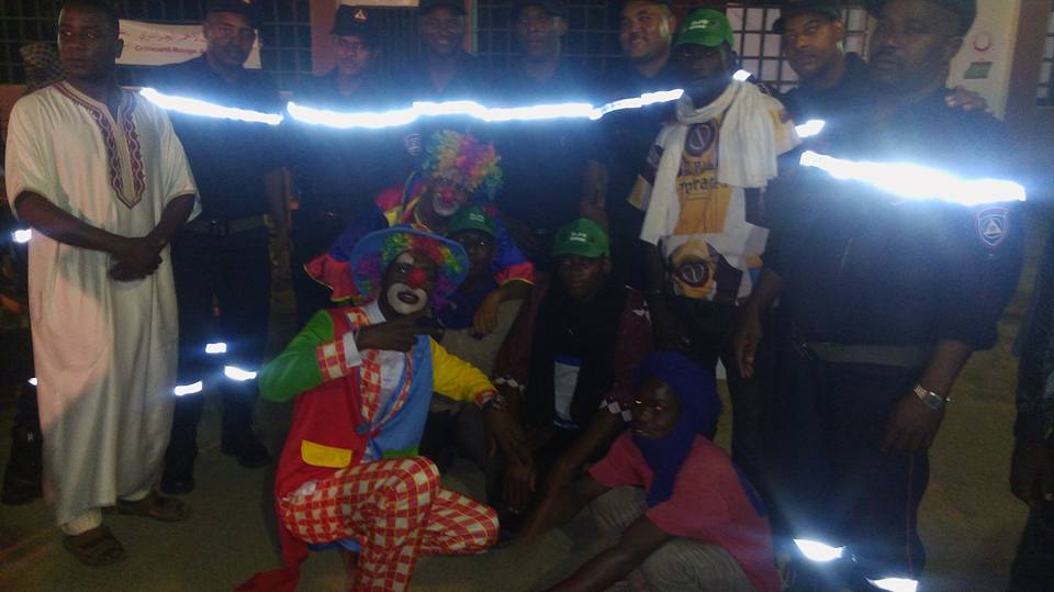 الإحتفال بالطفل الإفريقي