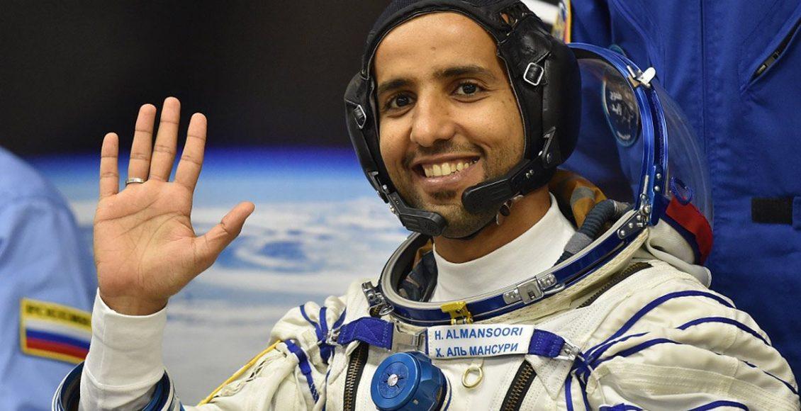 رائد الفضاء الإماراتي
